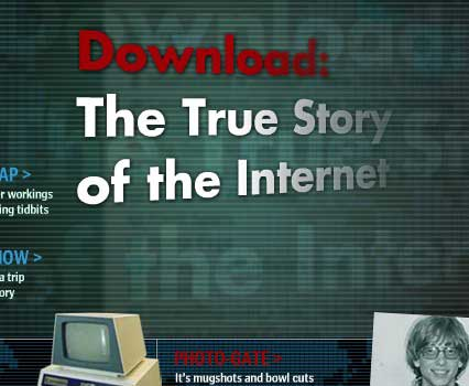 Download: The True Hitory of the Internet